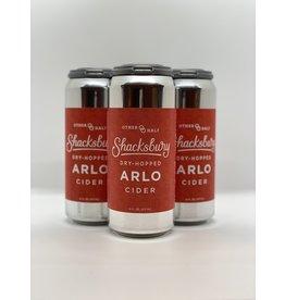 Shacksbury  Dry-Hopped Arlo Cider 4pk 16 oz Cans