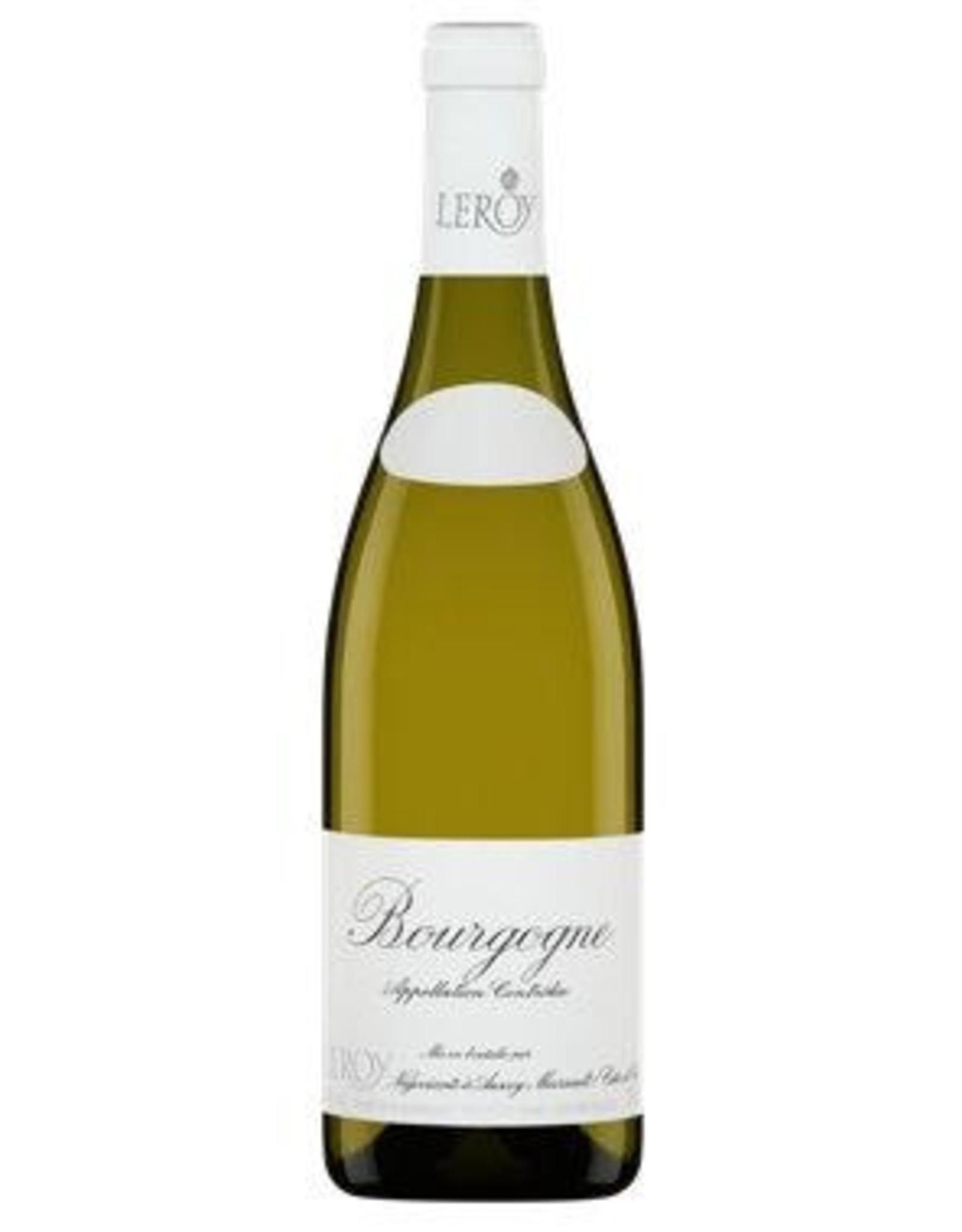 Maison Leroy Bourgogne Blanc