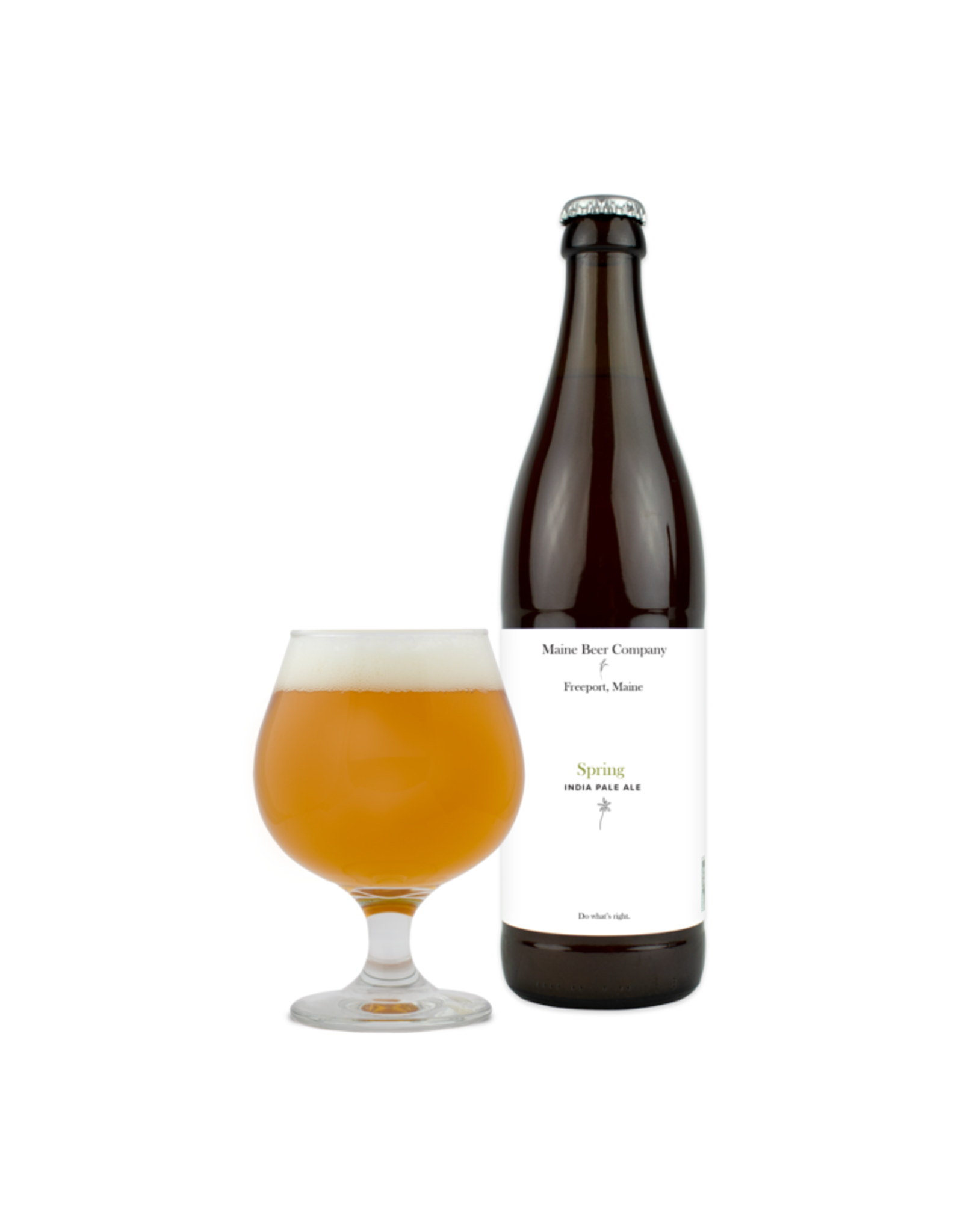Maine Beer Co. Spring IPA
