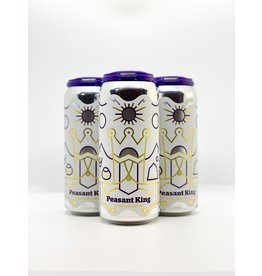 Burlington Beer Peasant King IPA 4-Pack Cans
