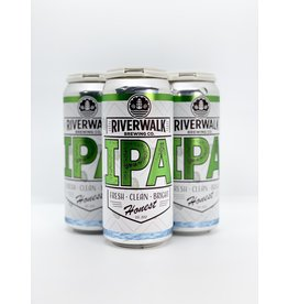Riverwalk Brewing Co. IPA 4-Pack 16oz Cans