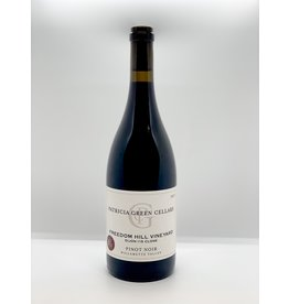 Patricia Green Freedom Hill Vineyard Dijon Clone Pinot Noir