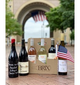 The July BRIX Six—Seaside Sipping