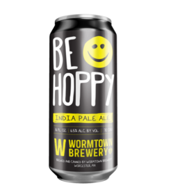 Wormtown Be Hoppy IPA 4-Pack 16oz Cans