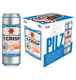 Sixpoint The Crisp Pilz 6-Pack 12oz Cans