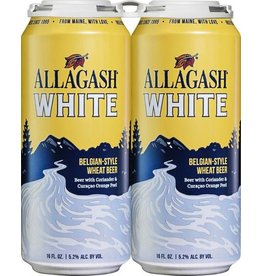 Allagash White 4-Pack 16oz Cans