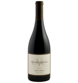 Colene Clemens Vineyards Dopp Creek Pinot Noir