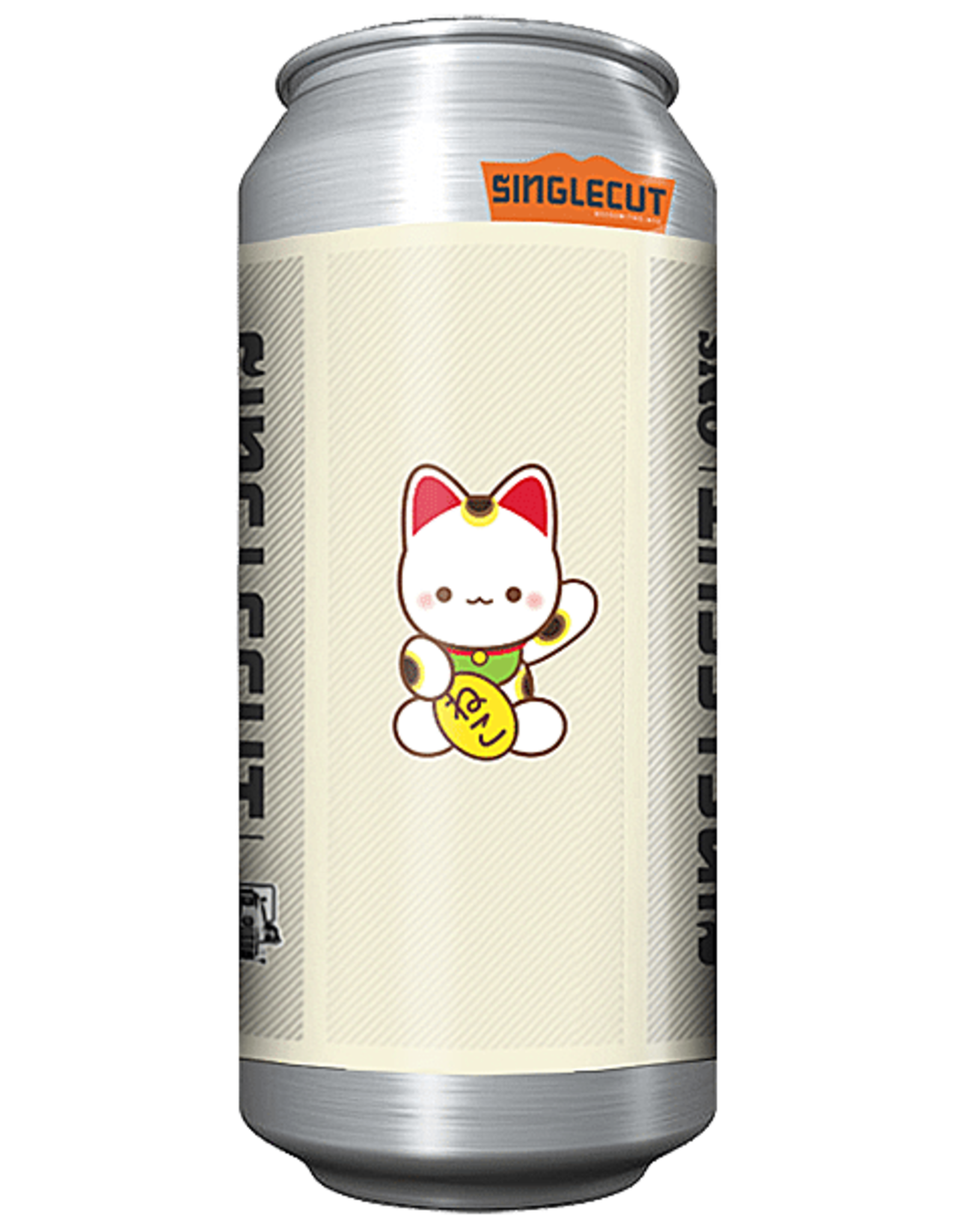 SingleCut Some Cat From Japan IPA 4-Pack