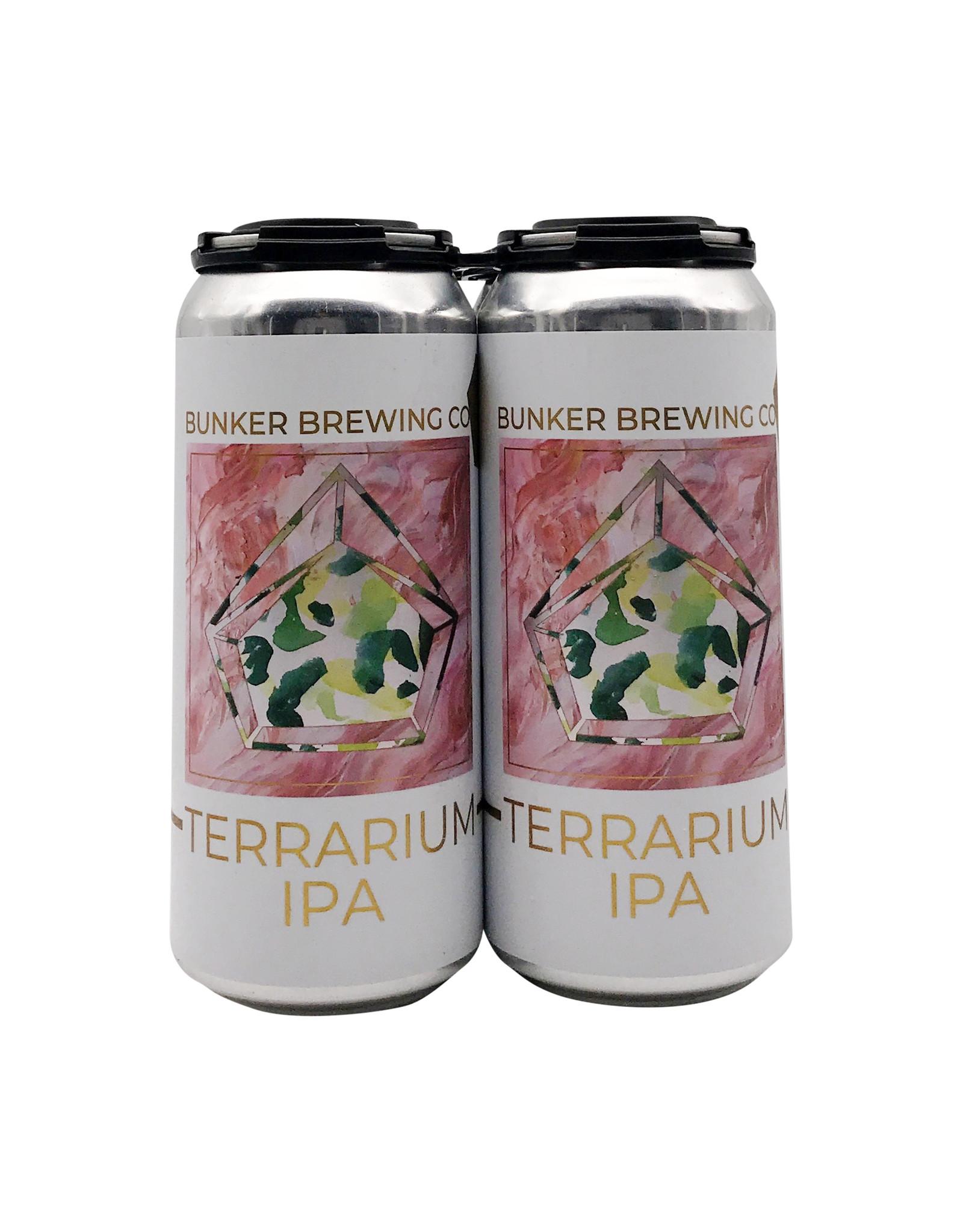 Bunker Brewing Co. Terrarium IPA 4-Pack