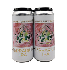 Bunker Brewing Co. Terrarium IPA 4-Pack
