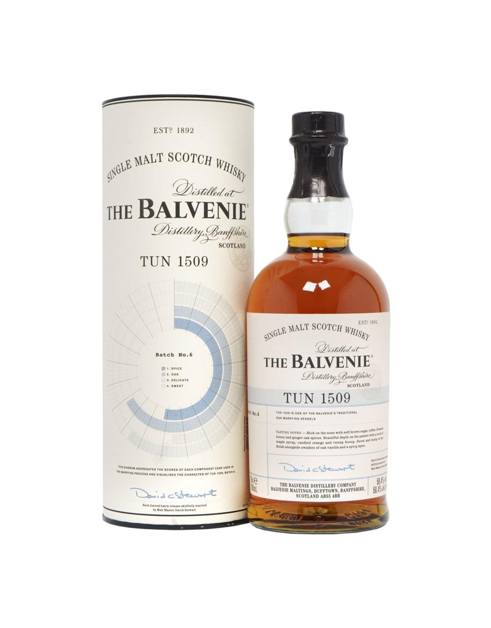 Balvenie Tun 1509 Batch No. 6