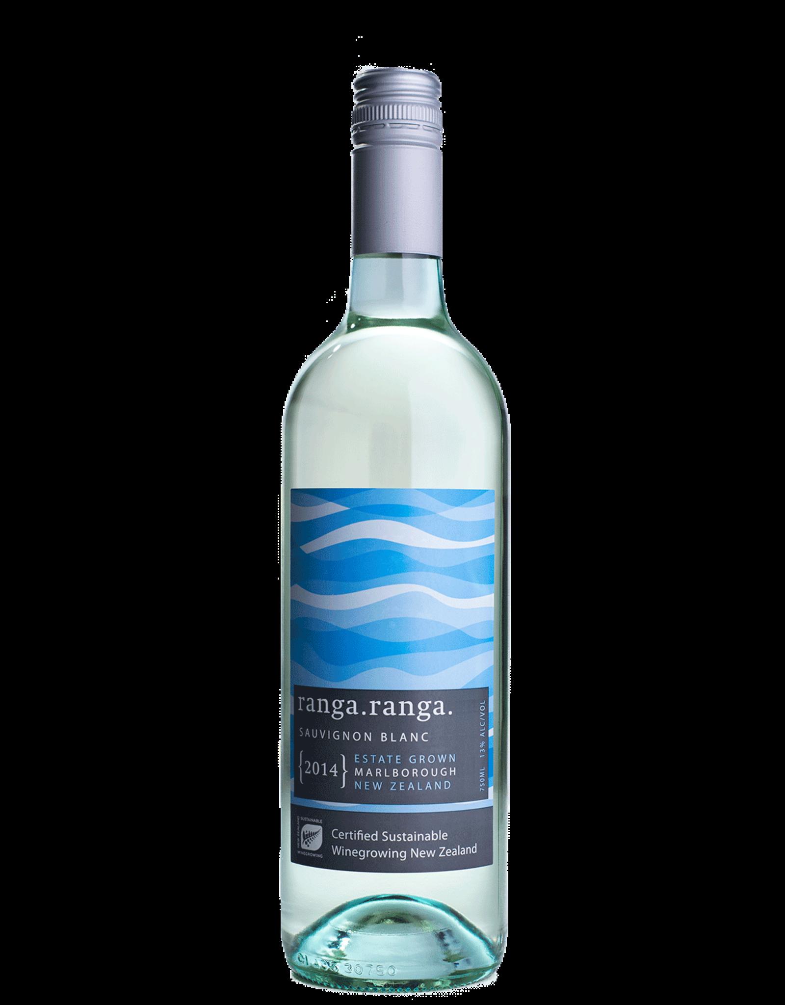 Barker's Marque Ranga Ranga Sauvignon Blanc