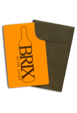 BRIX Wine Shop Gift Card