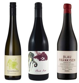 October 23rd BRIX at 6:00 Wine Trio—Autumn in Austria