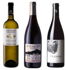 October 30th BRIX at 6:00 Wine Trio—Volcanic Wines 101