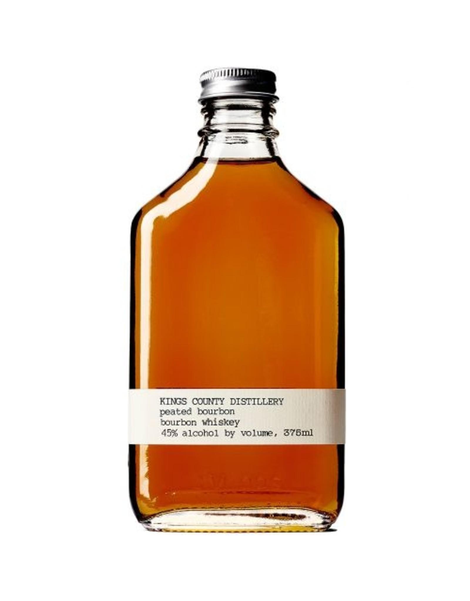 Kings County Distillery Peated Bourbon