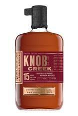 Knob Creek Limited Edition 15 Year Bourbon