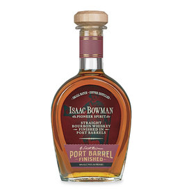 Isaac Bowman Small Batch Port Barrel Finished