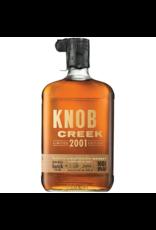 Knob Creek 2001 Anniversary Bourbon