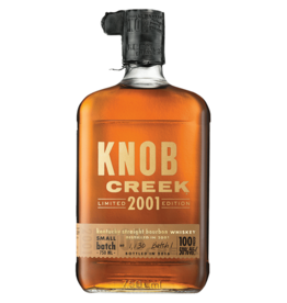Knob Creek 2001 Anniversary Bourbon
