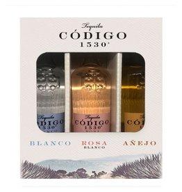 Codigo Tequila Gift Set Trio