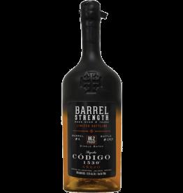 Codigo Barrel Strength Anejo
