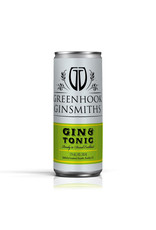Greenhook Ginsmith Gin & Tonic Single