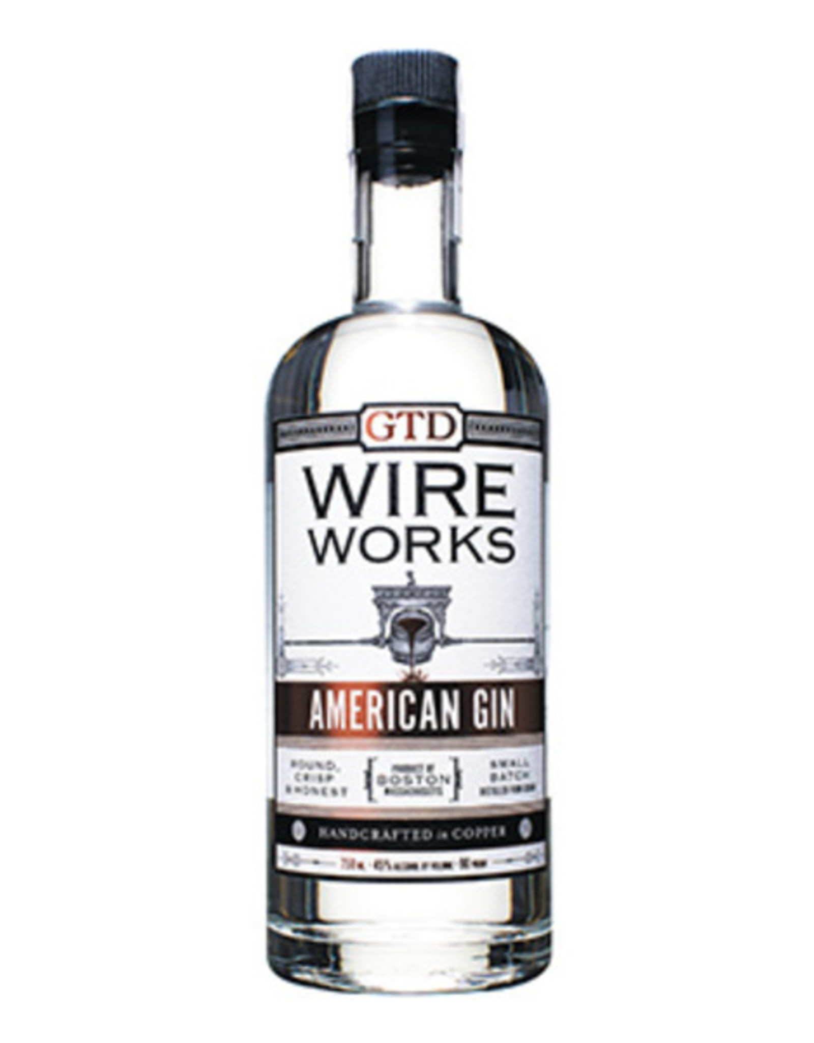 GTD Wire Works American Gin