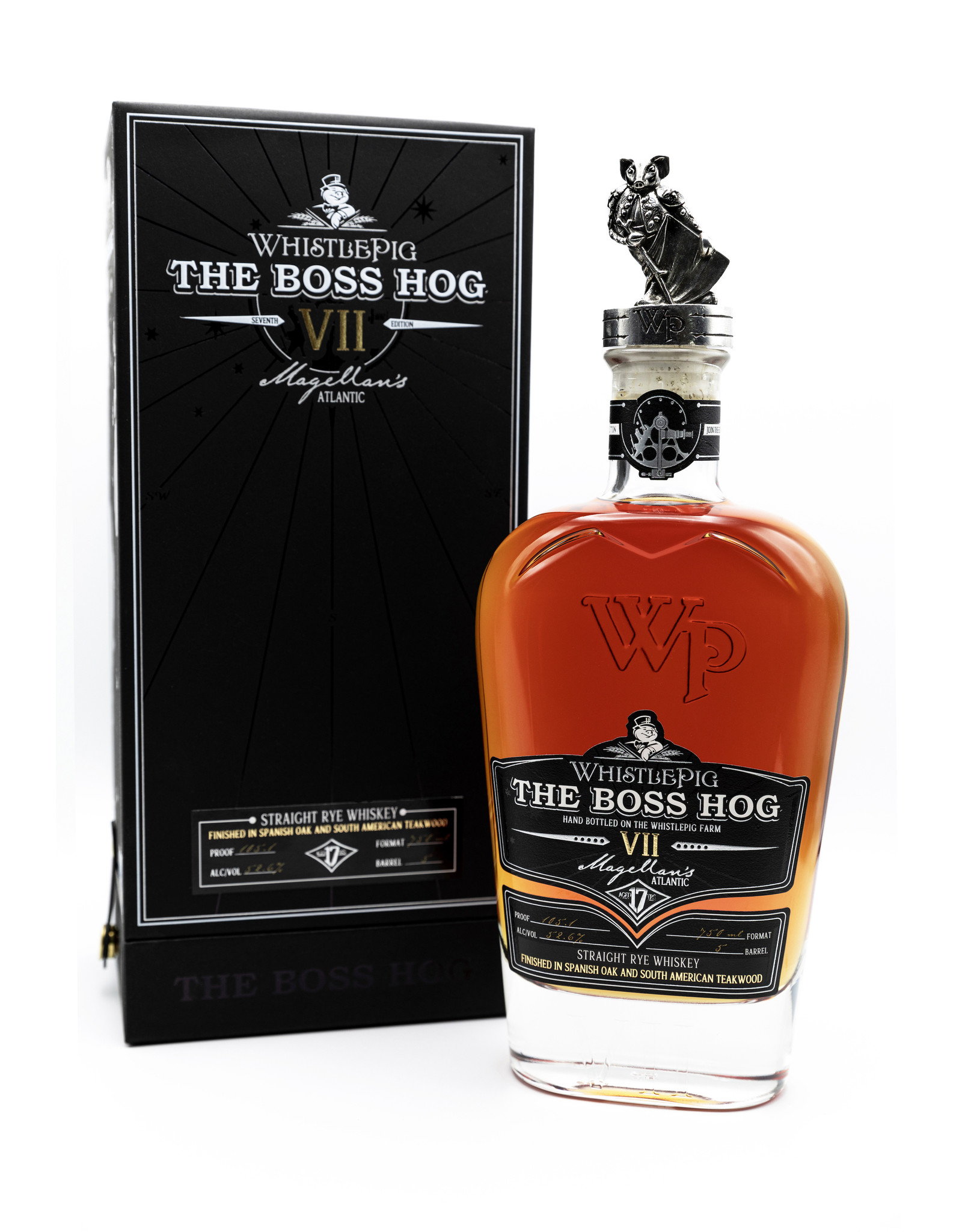 Whistle Pig Boss Hog VII Magellan's Atlantic