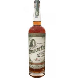 Kentucky Owl Rye Whiskey 11 Year