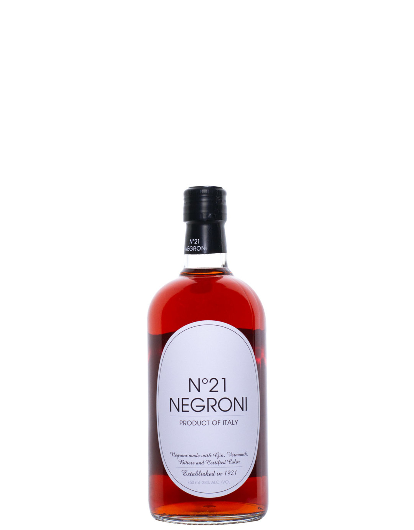 No.21 Negroni