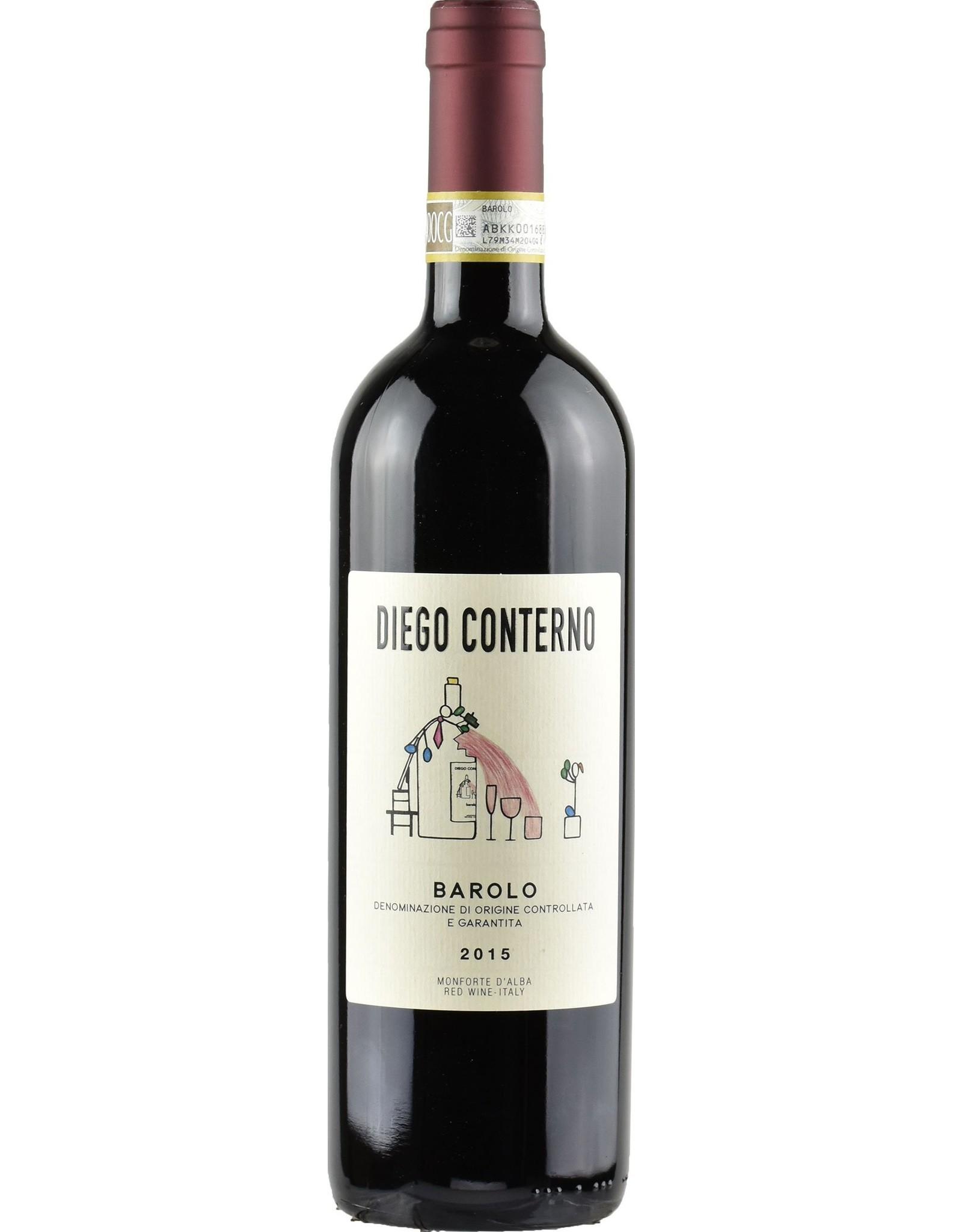 Diego Conterno Barolo