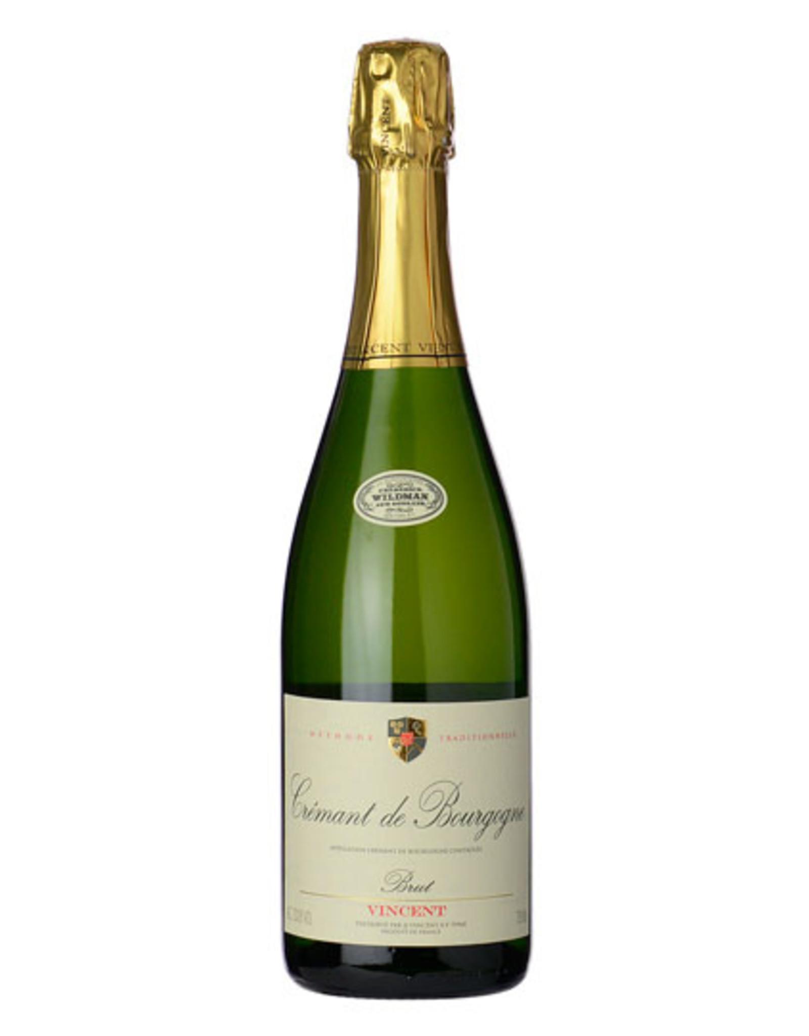 JJ Vincent Cremant de Bourgogne