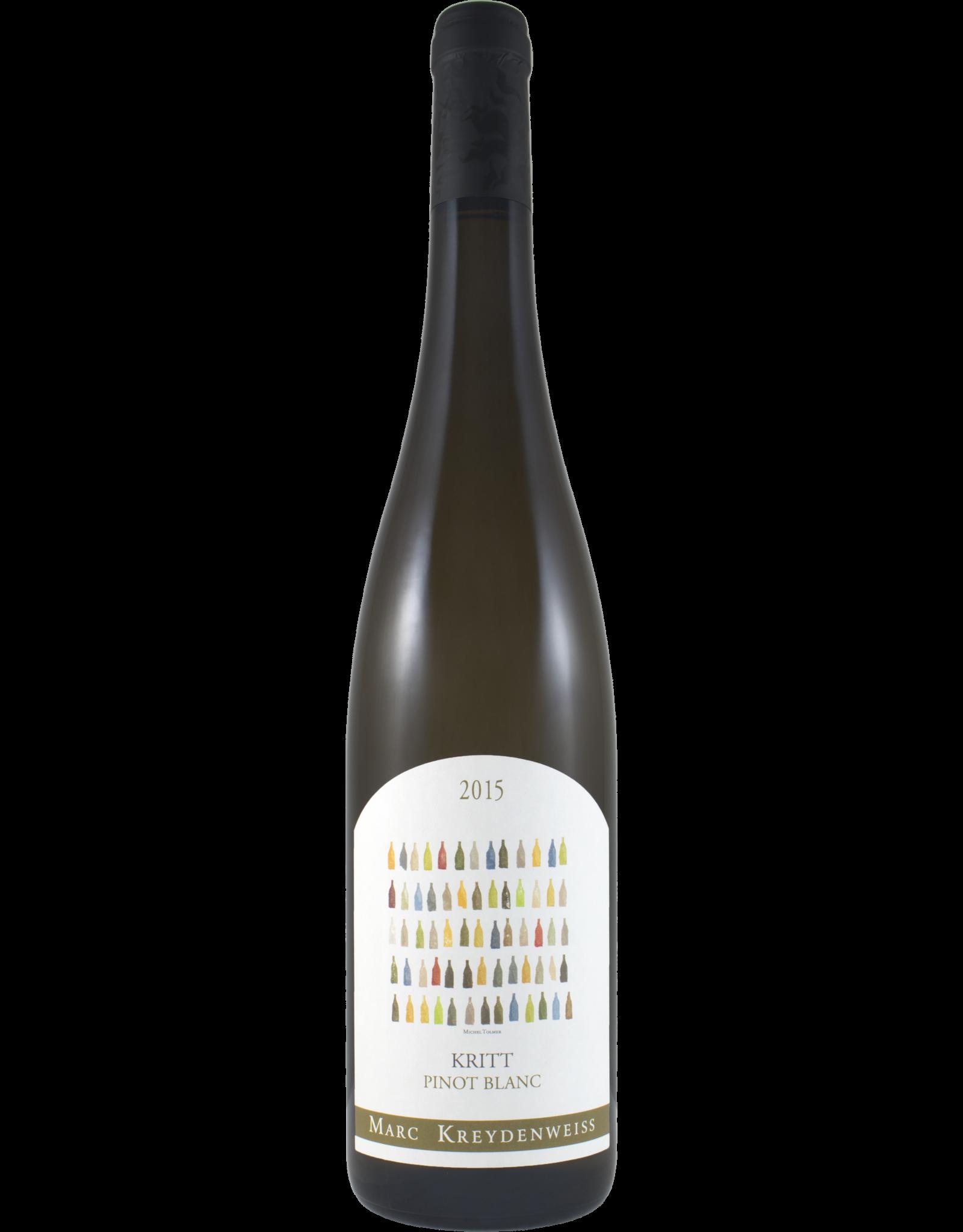 Mark Kreydenweiss 'Kritt' Pinot Blanc