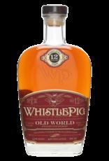 Whistle Pig 12 Year Old World Rye Whiskey