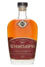 Whistle Pig 12 Year Old World Whiskey