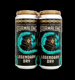 Stormalong Legendary Dry Hard Cider 4-Pack