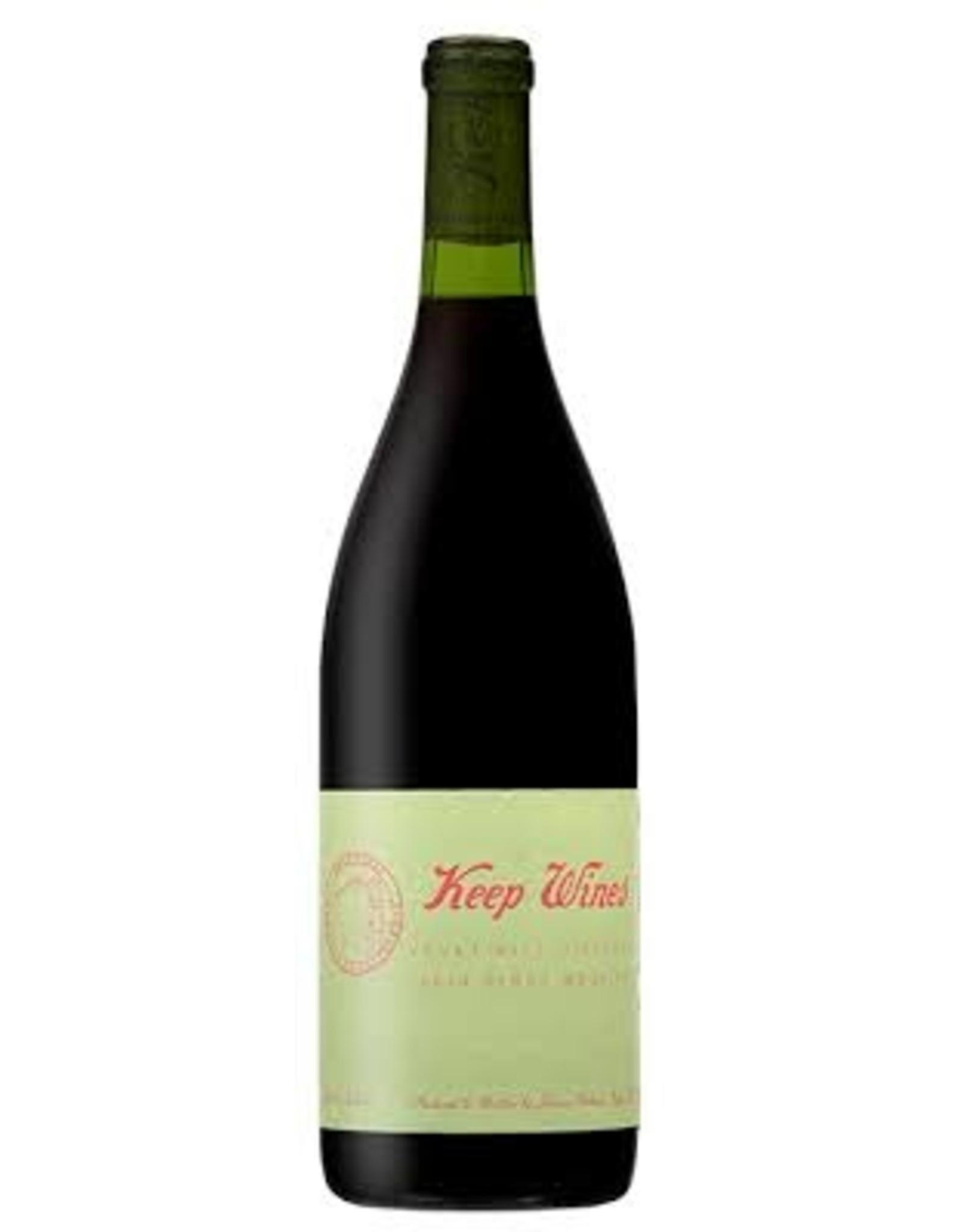 Keep Wines Pinot Meunier Vount Mill Vineyard