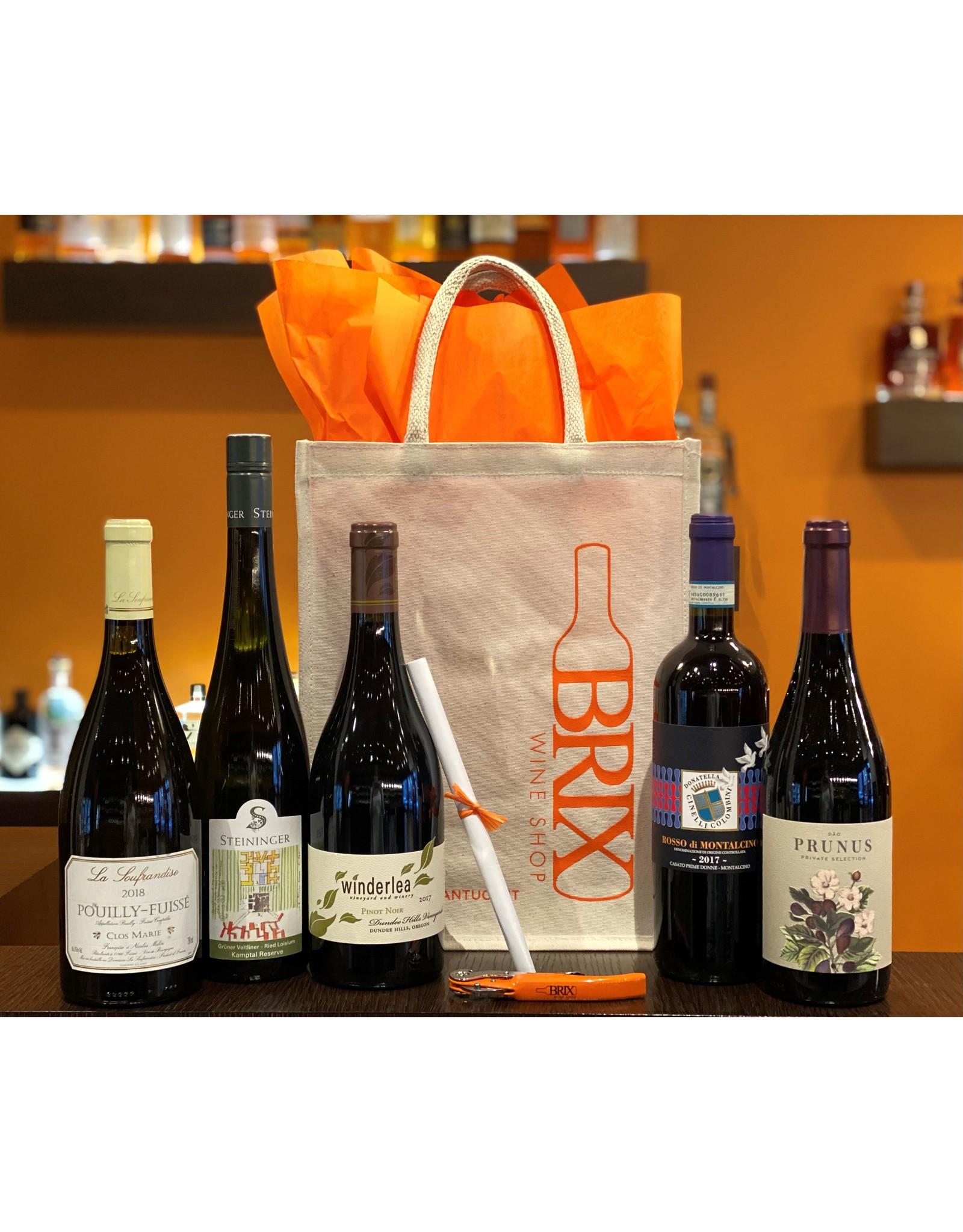 BRIX Tastings to Go—Women in Wine