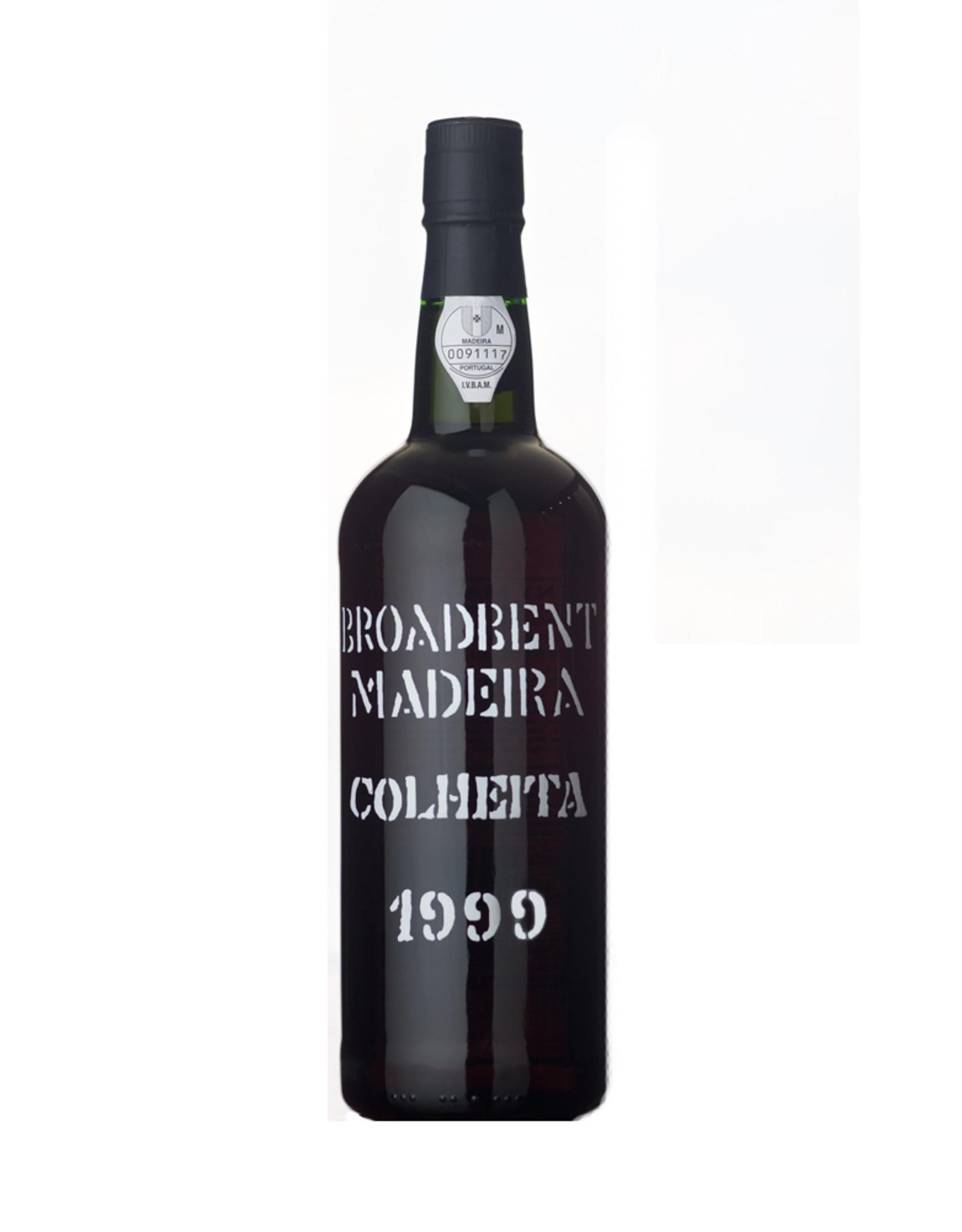 Broadbent Colheita 1999 Madeira