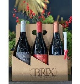 The December BRIX Six—The Connoisseur's Six