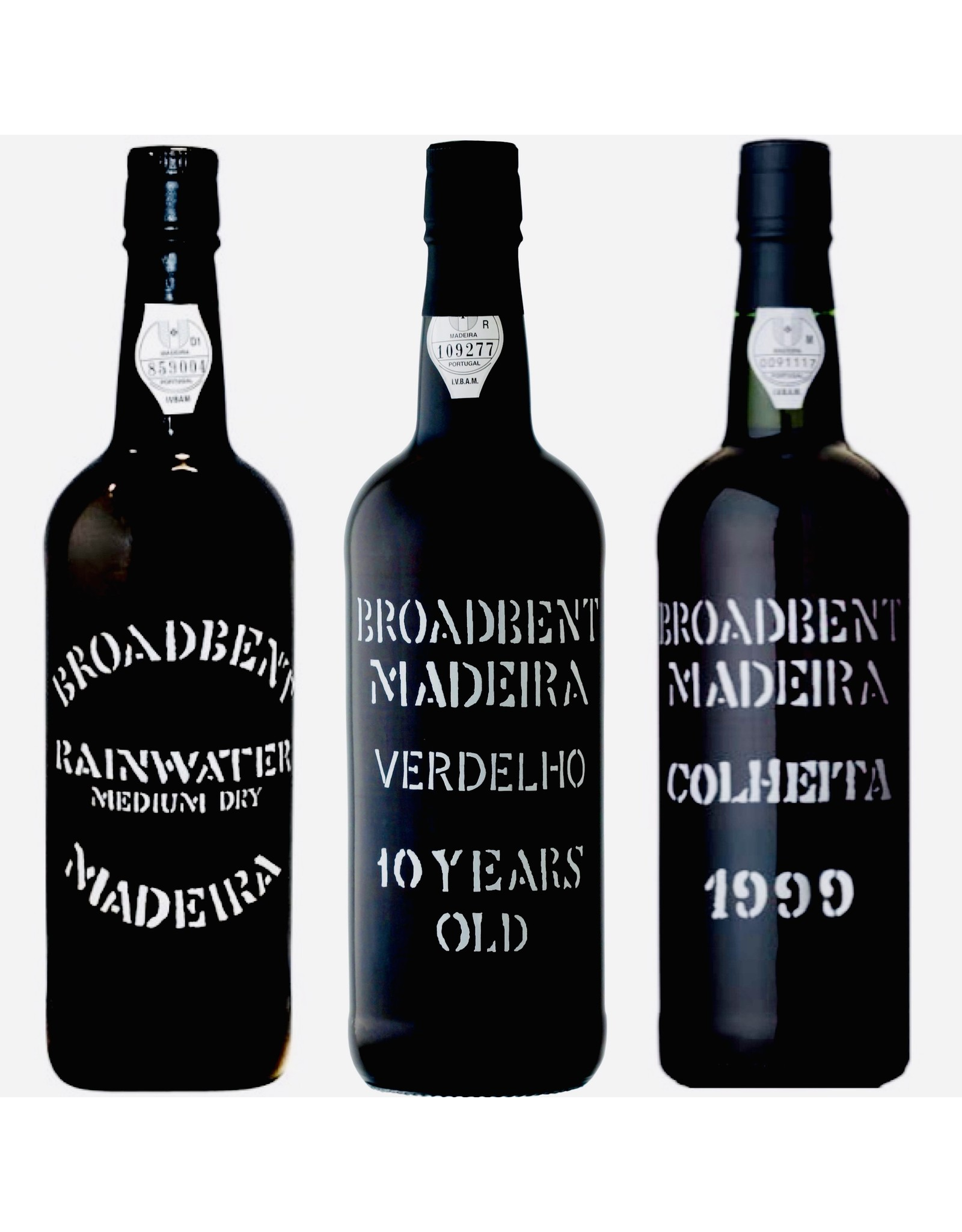 December 4th BRIX at 6:00 Trio—Holiday Madeira Tasting