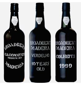 December 4th BRIX at 6:00 Trio—Holiday Madeira Tasting