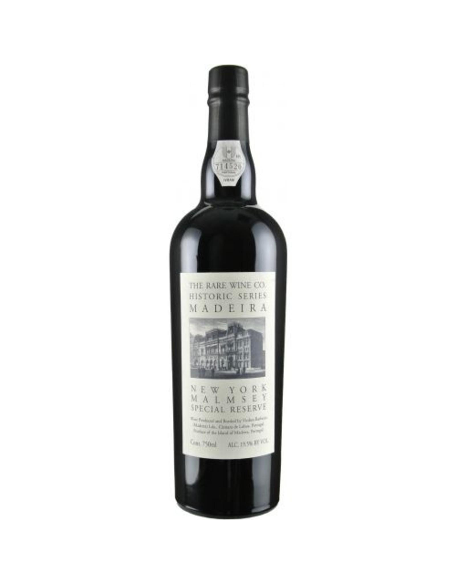 Rare Wine Co. Historic Series New York Malmsey Madeira