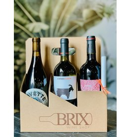 The January BRIX Six—The Taste of Travel