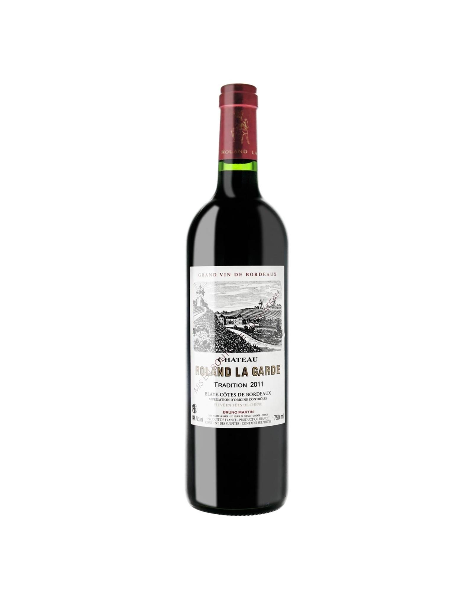 Ch. Roland la Garde Blaye-Cotes de Bordeaux