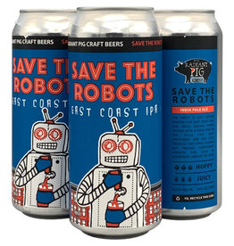 Radiant Pig Save the Robots IPA 4-Pack