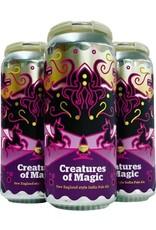 Burlington Beer Creatures of Magic IPA 4-Pack