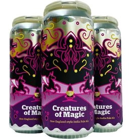 Burlington Beer Creatures of Magic IPA 4-Pack