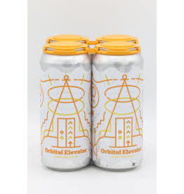 Burlington Beer Co. Orbital Elevator DIPA 4-Pack